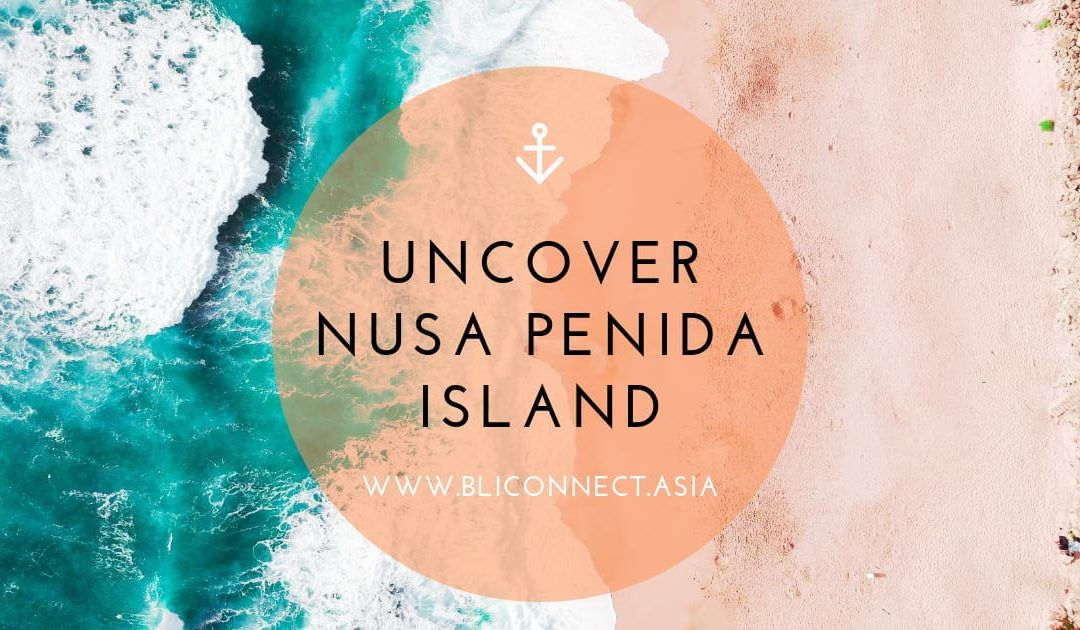 UNCOVER NUSA PENIDA ISLAND with BLI CONNECT